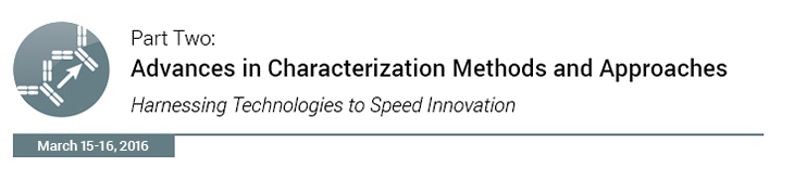 Advances in Characterization Methods and Approaches